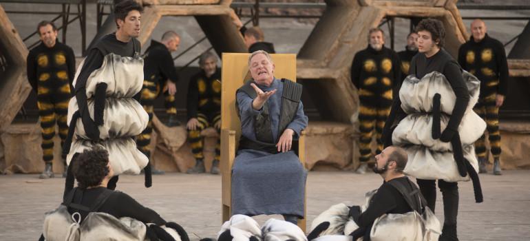 Antonello Fassari in scena con Pasolini dal 24 al 29 maggio a Milano