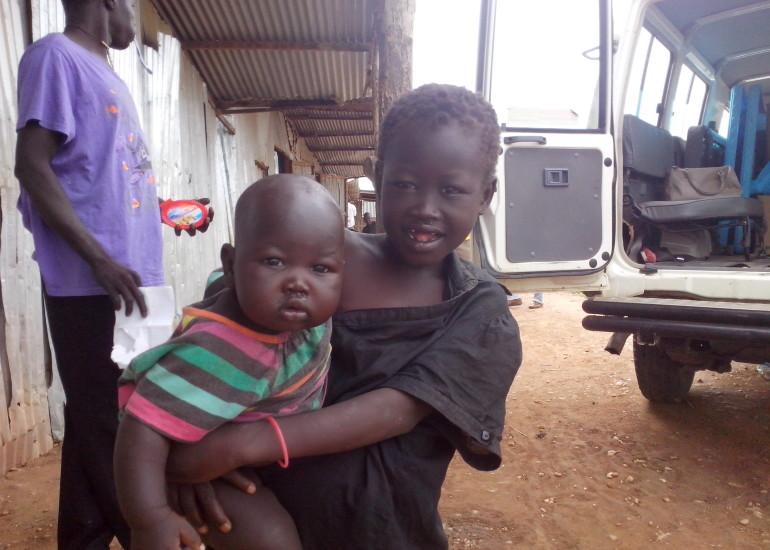 Ovci  – Centro USRATUNA Juba, gestione ordinaria