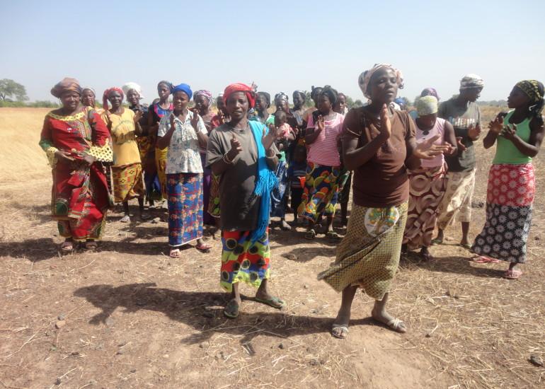 Aes-Ccc – Miglioramento della sicurezza alimentare ed empowerment femminile nella provincia del Boulgou