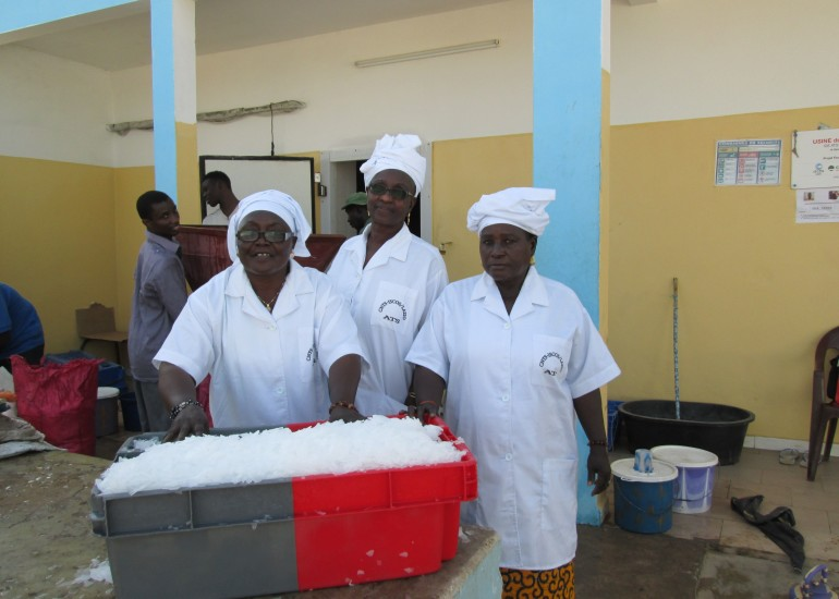 Iscos – Diritti e Sicurezza nel lavoro delle donne in Senegal