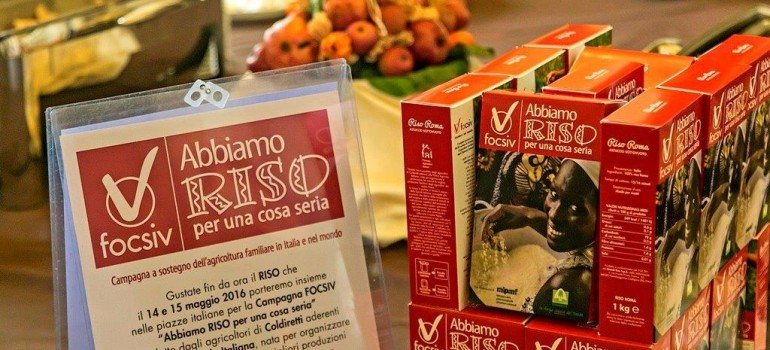 Campagna Amica e FOCSIV fanno La cosa Giusta! Parte da Milano la Maratona degli Agrichef