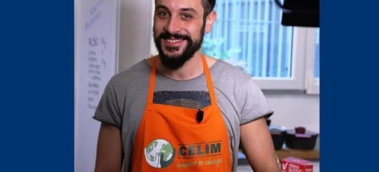 La ricetta di Andrea Torelli per CELIM, #RISOxunacosaseria