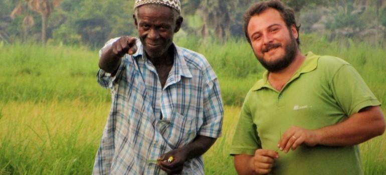 """""""QUEL CHE E' NOSTRO HA VALORE!"""" Il reportage di LVIA tra i contadini della Guinea Bissau"""