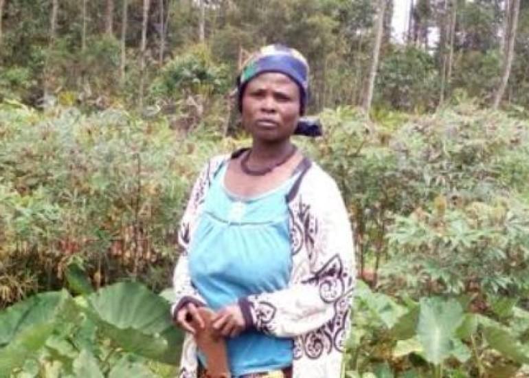 """Amici dei Popoli – """"ADP, da vedove di guerra a promotrici di sviluppo"""", Repubblica Democratica del Congo"""