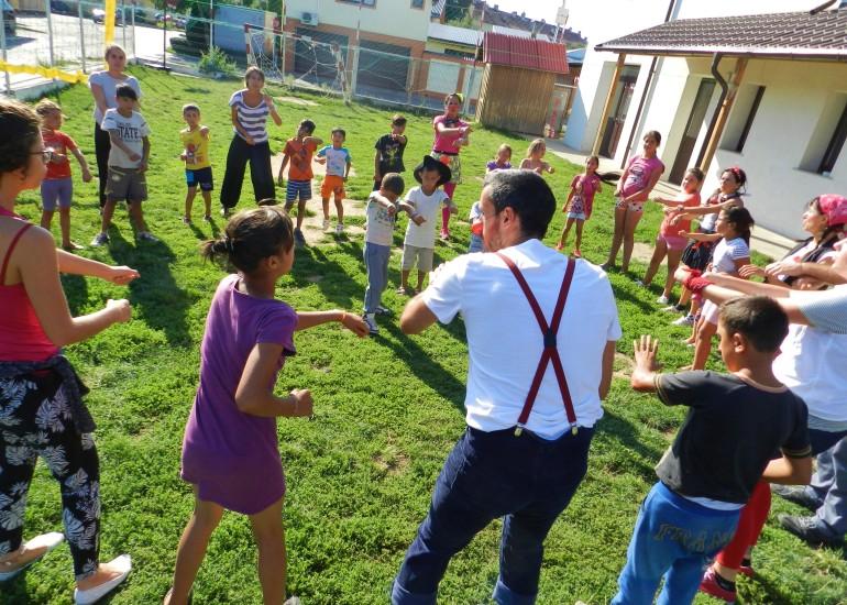 """IBO Italia – """"Centro Pinocchio: un luogo dove crescere al sicuro"""""""