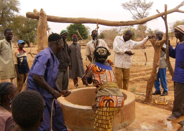 "CVCS – ""Sui sentieri della salute"" Burkina Faso"