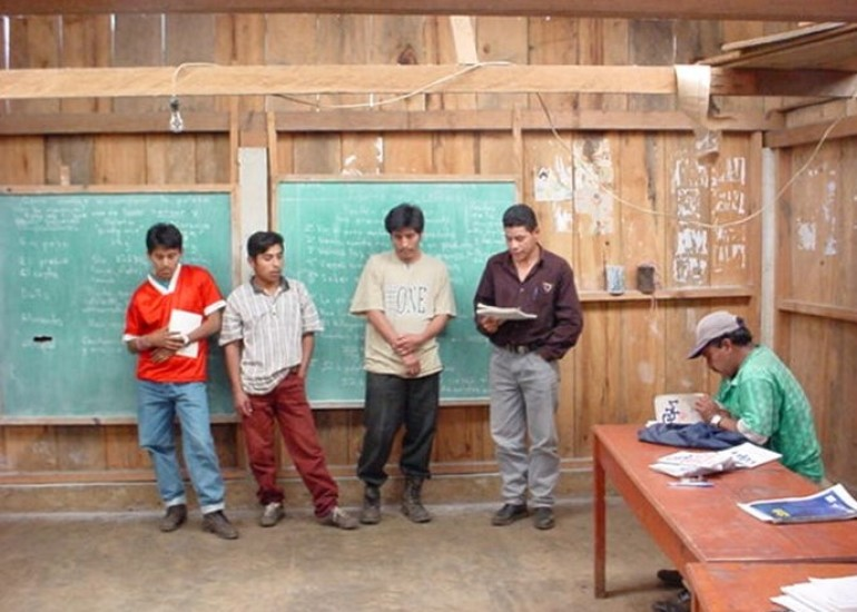 """FMSI – """"Un'educazione agricola alternativa per alcune comunità indigene del Chiapas"""" (Messico)"""