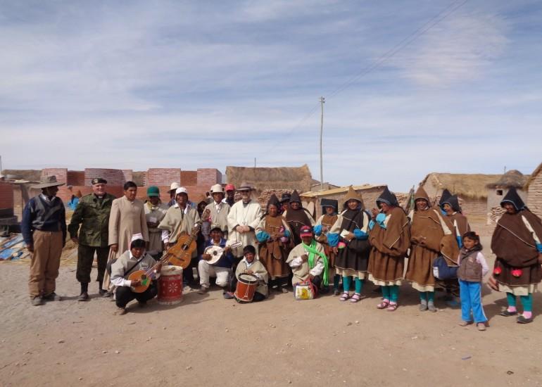 "ASPEM – ""Orti comunitari e piante medicinali a Chipaya, Bolivia"""