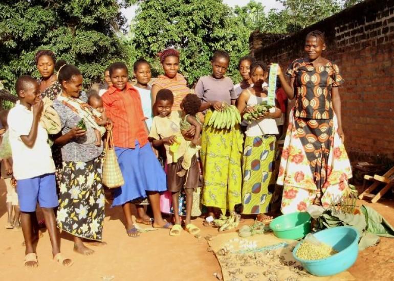 """COE – """"Agricoltura Familiare a Ndingba"""""""