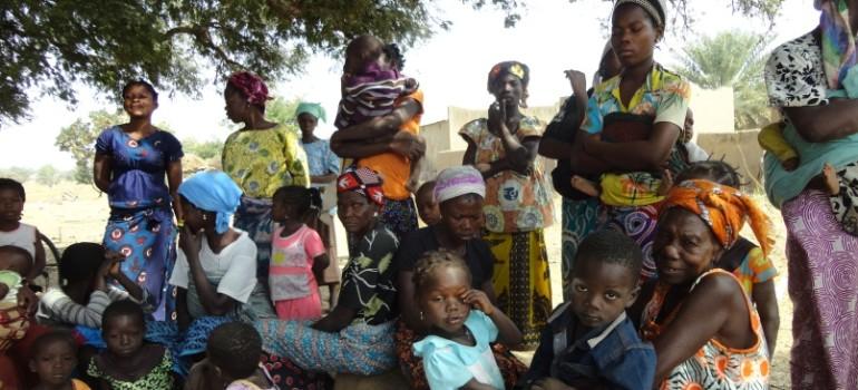 "AES-CCC – ""Sicurezza alimentare ed empowerment femminile nel Boulgou- Burkina Faso"""