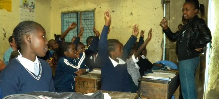 """SCAIP – """"No One Out! Empowerment per l'inclusione giovanile negli slum di Nairobi"""""""
