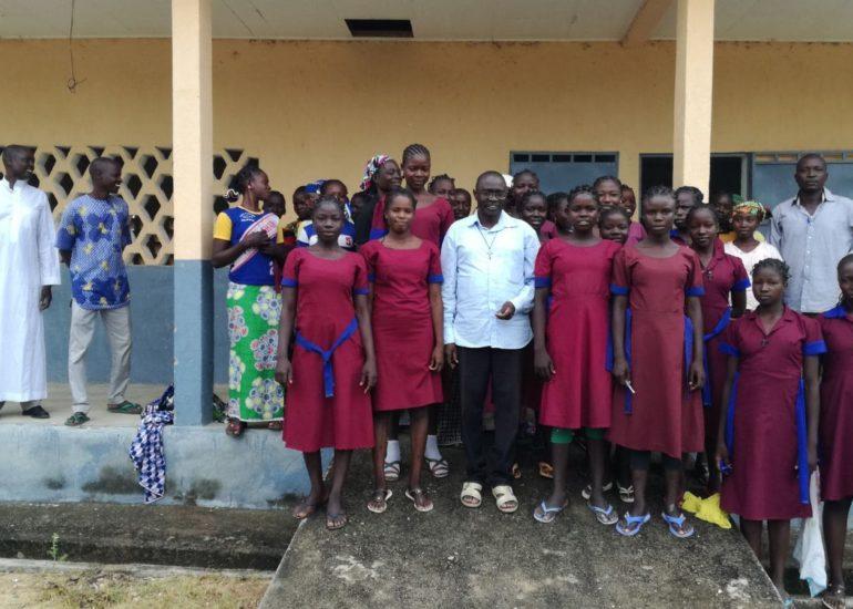 """Associazione Francesco Realmonte Onlus – """"Scuole Agricole Familiari in Camerun"""""""