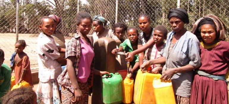 """CVM – """"Tecnologie sostenibili per l'accesso all'acqua potabile e miglioramento dell'efficienza energetica delle comunità woreda dell'Etiopia – Wash-Up"""""""