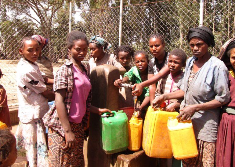 """CVM – """"Tecnologie sostenibili per l'accesso all'acqua potabile e miglioramento dell'efficienza energetica"""""""