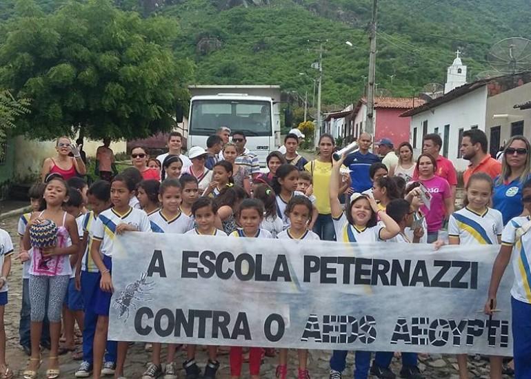"Amici del Brasile – ""Educazione contestualizzata in 8 comunità rurali in Brasile"""