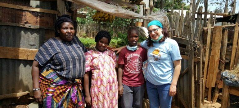 """OSVIC – """"Sostegno all'agricoltura e cura alimentare e sanitaria di ragazzi sieropositivi e delle loro famiglie"""""""