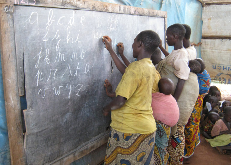 """M.A.S.C.I. – """"Sostegno a cooperative di donne vulnerabili in villaggi rurali"""""""